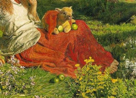 by william holman hunt the hireling shepherd gurney journey selectivity