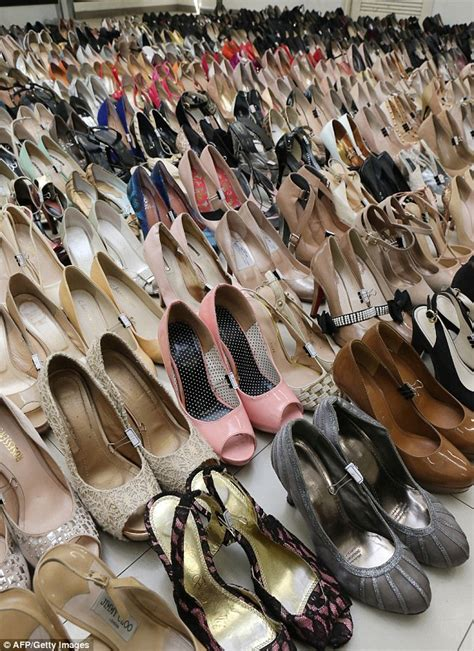 The Of The Stolen Slippers by Thief Arrested For Stealing 450 Pairs Of High Heel Shoes