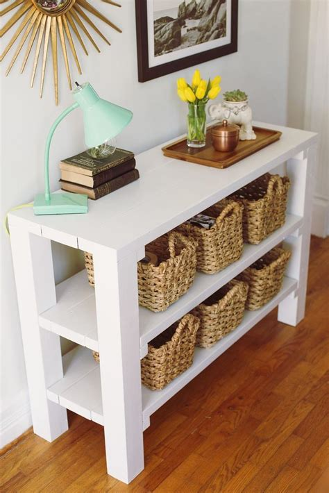 baskets for home decor baskets the best home decor for small spaces popsugar