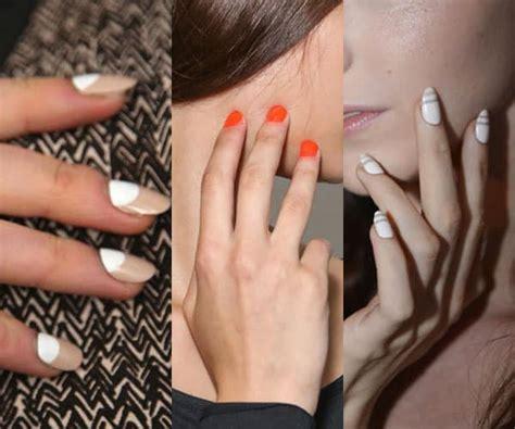 york fashion week nail trends  budget fashionista