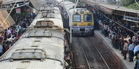 Mumbai: Kasara-CST train hits scooter near Titwala station ...