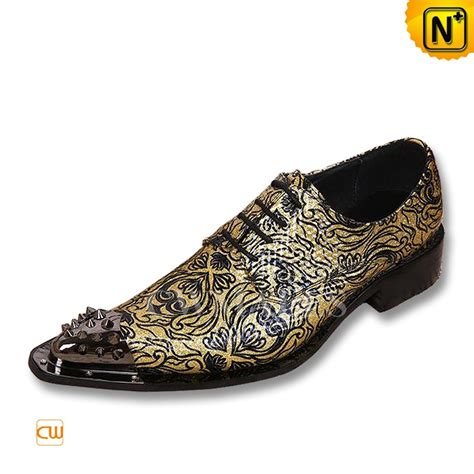 printed oxford shoes printed leather dress oxfords shoes cw752234
