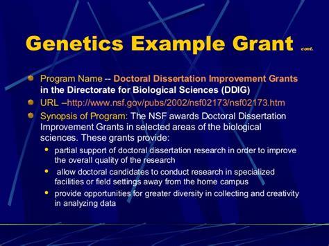 dissertation funding ddig dissertation funding