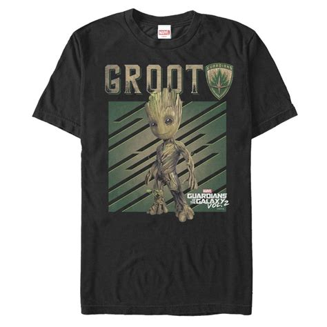 T Shirt Pria Groot Guardians Of The Galaxy 1 guardians of the galaxy vol 2 groot tree t shirt