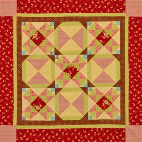 American Patchwork And Quilting Website - color options and web exclusive projects from american