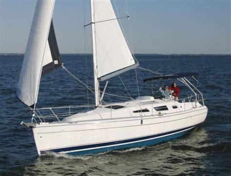 hunter  sail boat  sale wwwyachtworldcom
