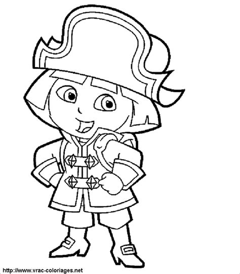 dora the explorer coloring page free printable dora the