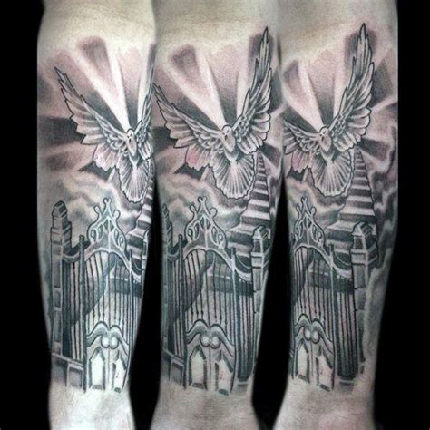 heaven and hell sleeve tattoo designs 18 best heaven images on heaven