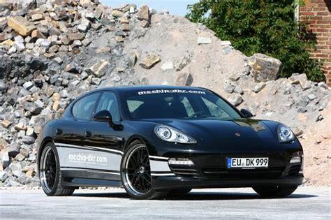 Porsche Panamera Diesel Chiptuning by Leistungssteigerung Porsche Panamera 3 0 Diesel