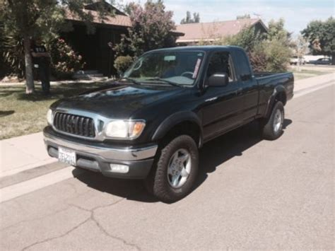 2004 Toyota Tacoma For Sale In California Purchase Used 2004 Toyota Tacoma Sr5 Prerunner Road
