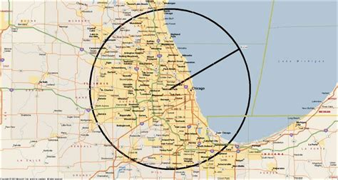 map of greater chicago area map chicagoland area swimnova