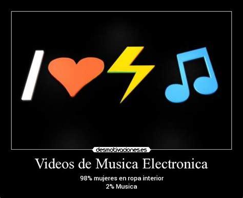 imagenes de i love la musica desmotivaciones de la musica electronica taringa
