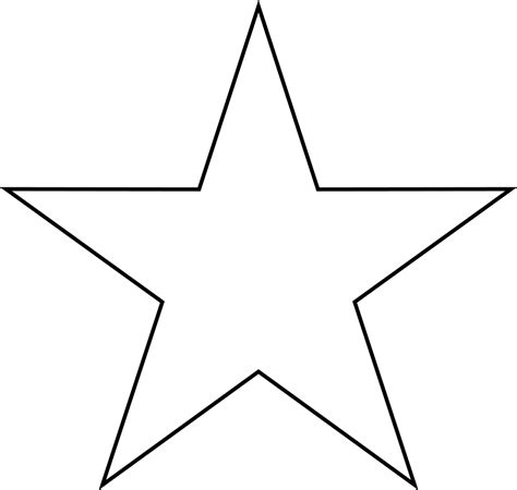 small star clipart clipart best
