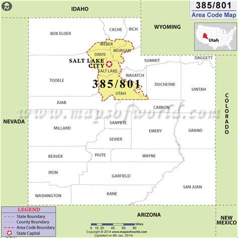 Area Code 801 Lookup 801 Area Code Map Where Is 801 Area Code In Utah