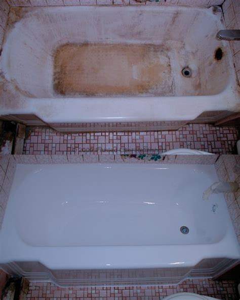 before after 171 bathtub refinishing tile reglazing