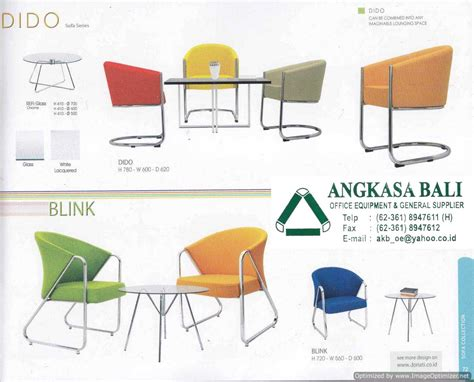 Jual Kursi Tamu angkasa bali supplies office furniture office equipment in