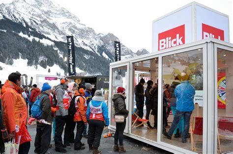 schweizer blick schweizer tageszeitung blick setzt auf promocube