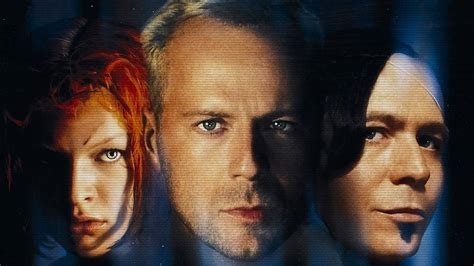 milla jovovich and bruce willis the fifth element bruce willis leeloo milla jovovich