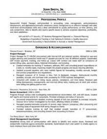 Finance Manager Sample Resume – [Resume Format For Finance Manager] Finance Manager Resume
