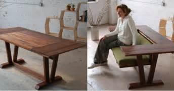 helpful kitchen desk furniture idea transform area  space saving design space saving furniture double duty furniture