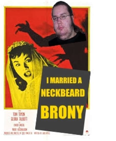 Know Your Meme Brony - i married a neckbeard brony bronies know your meme