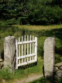 my house in africa thru the garden gate
