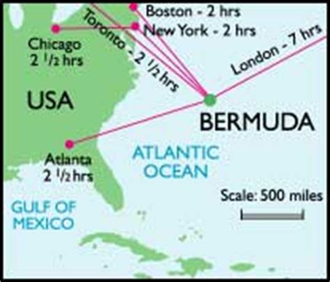 map of bermuda and us map of bermuda and united states pictures to pin on