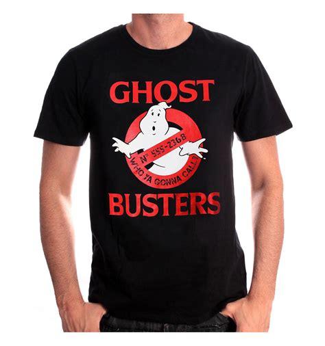 Tee Shirt Noir Phone Number Ghostbusters   855