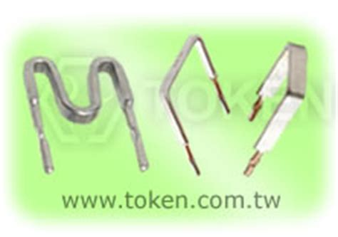 metal element current sense resistor open air metal alloy current sense resistors oar token components