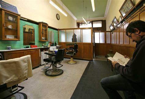 barber shop edinburgh guelph o a goll barber s shop raeburn place stockbride edinburgh