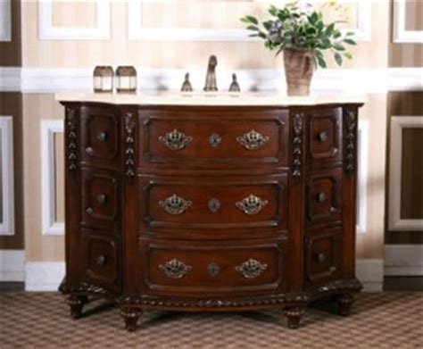 bathroom vanity furniture lavish antique bathroom vanities for an decadent period style bathroom