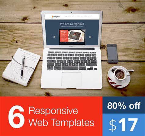17 portfolio bootstrap themes templates free last day 6 responsive portfolio bootstrap templates from