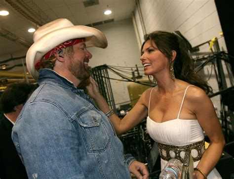 toby keith recent pictures shania twain in 42nd annual academy of country music