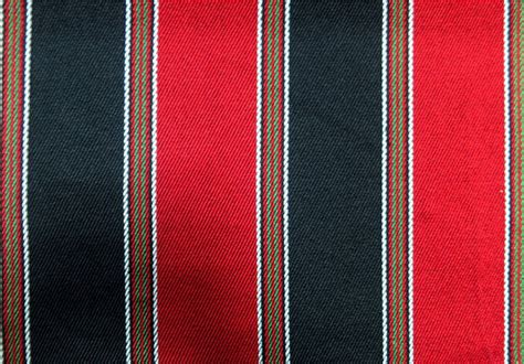 Striped Drapery Fabric 270gsm Sadu Black And Red Striped Fabric For Arabic Floor Sofa