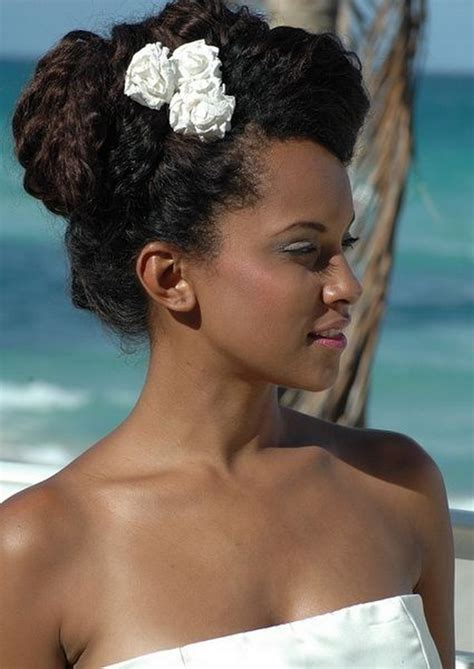 bridal hairstyles natural hair 7 superb natural hair bridal hairstyles for summer weddings