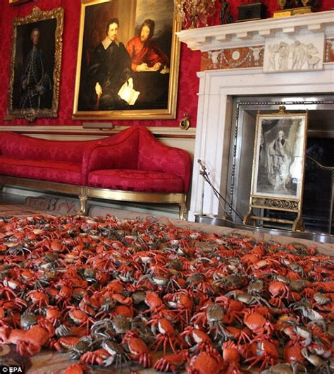 Bedroom Handcuffs Chinese Dissident Ai Weiwei Fills Blenheim Apartments With