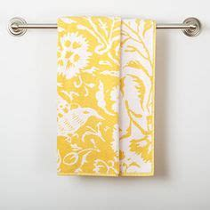 yellow patterned bath towels yellow patterned towels