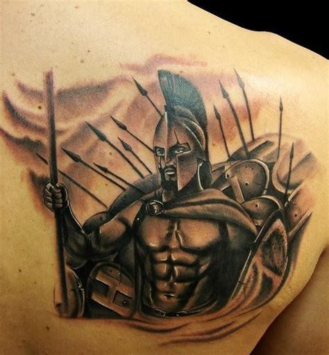 image gallery spartan tattoos 300