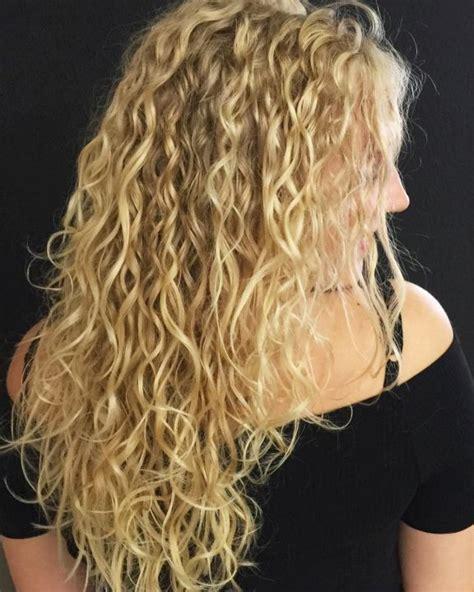 Große Nägel by Einzigartig Dauerwelle Lange Haare Bilder