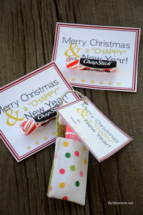 merry christmas  chappy  year gift idea diy holiday gifts funny christmas gifts