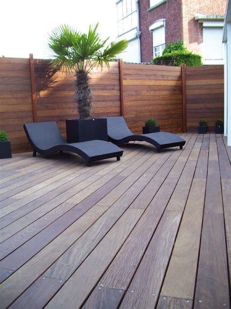 terrasse en bois quel sol pour ma terrasse visitedeco