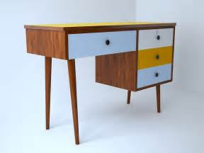 Vintage Desk L Designer Multimedia Content For Architecture