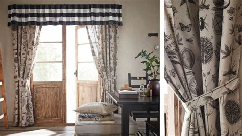 Dining Room Valance Curtains by Dining Room With Curtains And Valance Up Of
