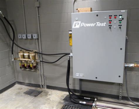 Fuel Room by Chassis Accessories Power Test Dyno