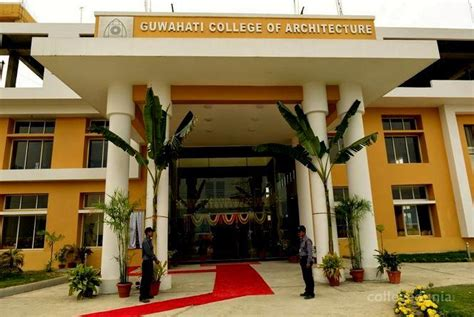 Guwahati Commerce College Mba by Guwahati College Of Architecture Guwahati Admissions