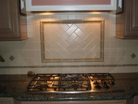 Kitchen Backsplash Tile Patterns by Herringbone Tile Pattern New Jersey Custom Tile