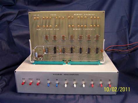 scelbi mini computer
