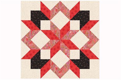 printable star quilt patterns carpenter s star quilt block pattern