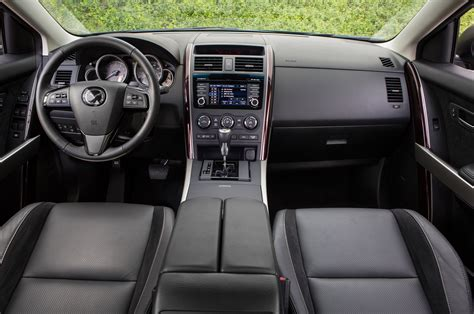 mazda cx9 interior we hear mazda to add b segment cuv sized suv to