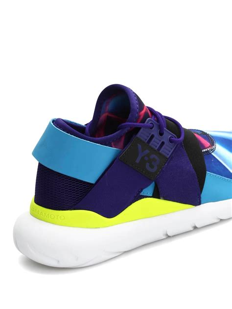 y 3 adidas sneakers y 3 qasa lace sneakers by adidas y 3 trainers ikrix